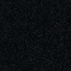 DEEP BLACK QUARTZ - CORIAN SOLID SURFACE SAMPLE