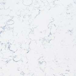 BLUE CARRARA - CORIAN QUARTZ SAMPLE