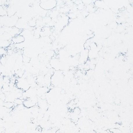 BLUE CARRARA - CORIAN QUARTZ SAMPLE