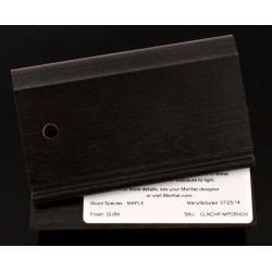 MAPLE DUSK - MERILLAT CLASSIC SAMPLE CHIP