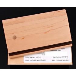 MAPLE NATURAL/JAVA - MERILLAT CLASSIC SAMPLE CHIP