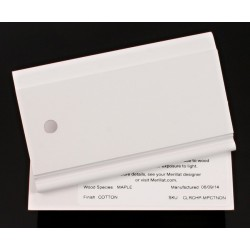 MAPLE COTTON - MERILLAT CLASSIC SAMPLE CHIP
