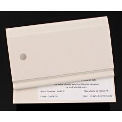 MAPLE CHIFFON - MERILLAT CLASSIC SAMPLE CHIP