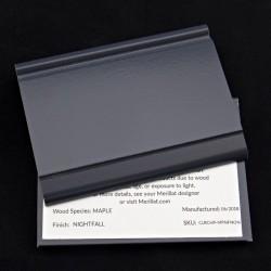 MAPLE NIGHTFALL - MERILLAT CLASSIC SAMPLE CHIP