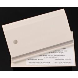 MAPLE CHIFFON/TUSCAN - MERILLAT CLASSIC SAMPLE CHIP