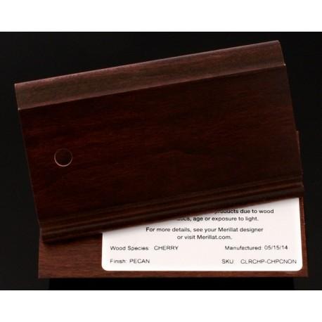 CHERRY PECAN - MERILLAT CLASSIC SAMPLE CHIP