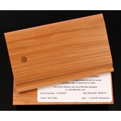 HICKORY NATURAL - MERILLAT CLASSIC SAMPLE CHIP