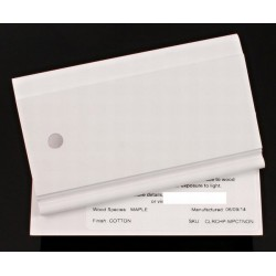 MAPLE COTTON - QUALITY CABINETS SAMPLE CHIP