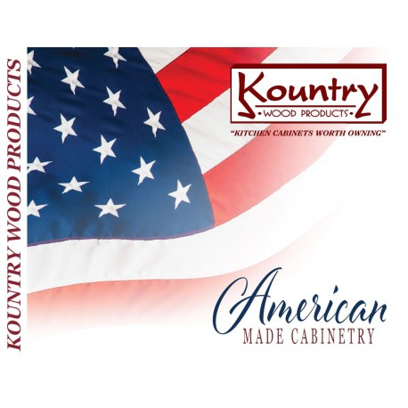 KOUNTRY WOOD PRODUCTS 2020 COMPANY BROCHURE
