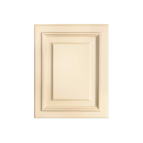 WELLINGTON IVORY SAMPLE DOOR - FABUWOOD