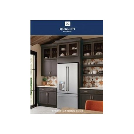 SPEC BOOK - QUALITY CABINETS