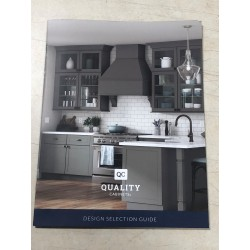 DESIGN SELECTION GUIDE - QUALITY CABINETS
