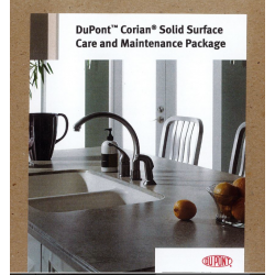 CARE AND MAINTENANCE BROCHURE - CORIAN SOLID SURFACE