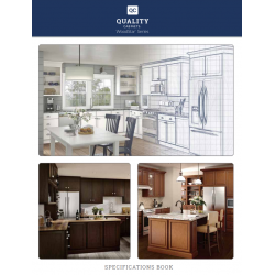 Woodstar Cabinetry Price/Spec Book