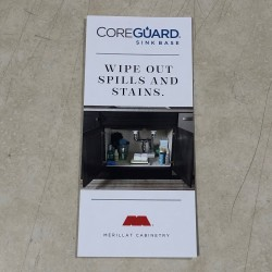 COREGAURD SINK BASE BROCHURE - CLASSIC