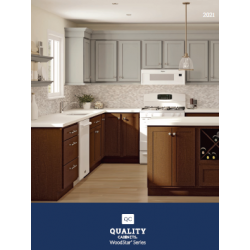 CABINETRY PRICE/SPEC BOOK - WOODSTAR