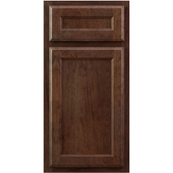 CLASSIC LAVA CHERRY - KOUNTRY WOOD PRODUCTS SAMPLE DOOR