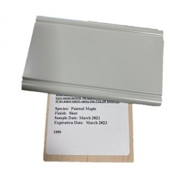 PAINTED MDF SLEET - MID CONTINENT SAMPLE CHIP