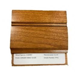 CHERRY GINGER SABLE GLAZE - MERILLAT MASTERPIECE SAMPLE CHIP