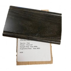 OAK CHARCOAL - MID CONTINENT SAMPLE CHIP