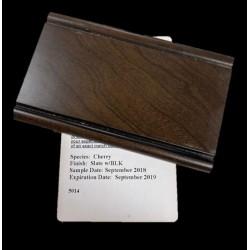 CHERRY SLATE W BLACK GLAZE - MID CONTINENT SAMPLE CHIP