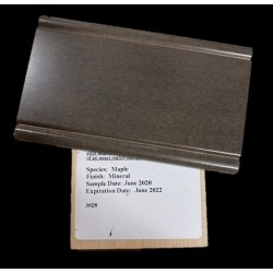 MAPLE MINERAL - MID CONTINENT SAMPLE CHIP