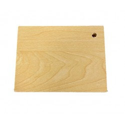 NATURAL - KOUNTRY WOOD PRODUCTS SAMPLE CHIP