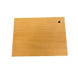 CINNAMON - KOUNTRY WOOD PRODUCTS SAMPLE CHIP