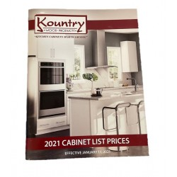 KOUNTRY WOOD PRODUCTS 2021 PRICE BOOK