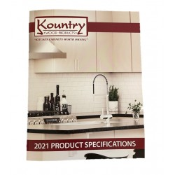 KOUNTRY WOOD PRODUCTS 2021 SPEC BOOK